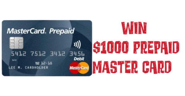 MasterCard Facebook