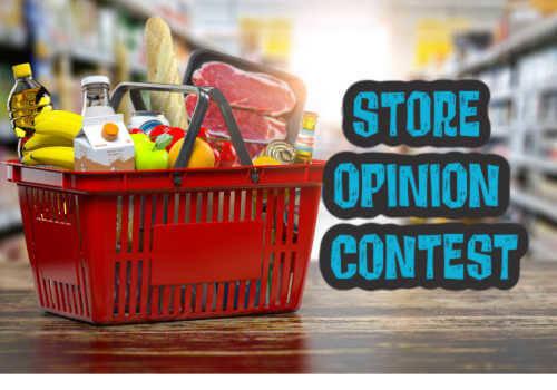 Store OPinion Contest