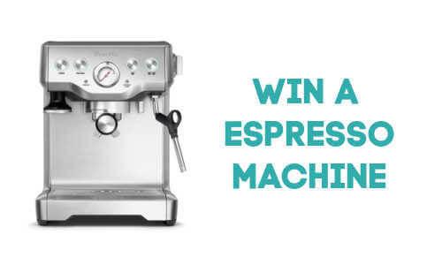 Natrel Contest Espresso machine