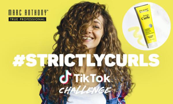 Marc Anthoney strickly curls