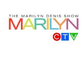 Marilyn Denis Show logo on CTV