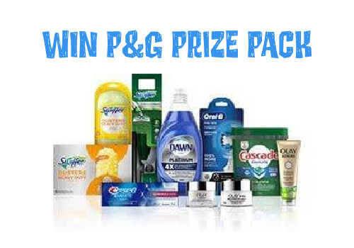 P&G October Contest