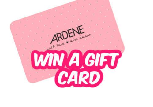 Ardene Gift Card