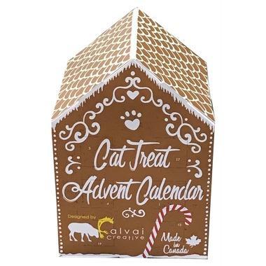 Cat Treats Advent Calendar