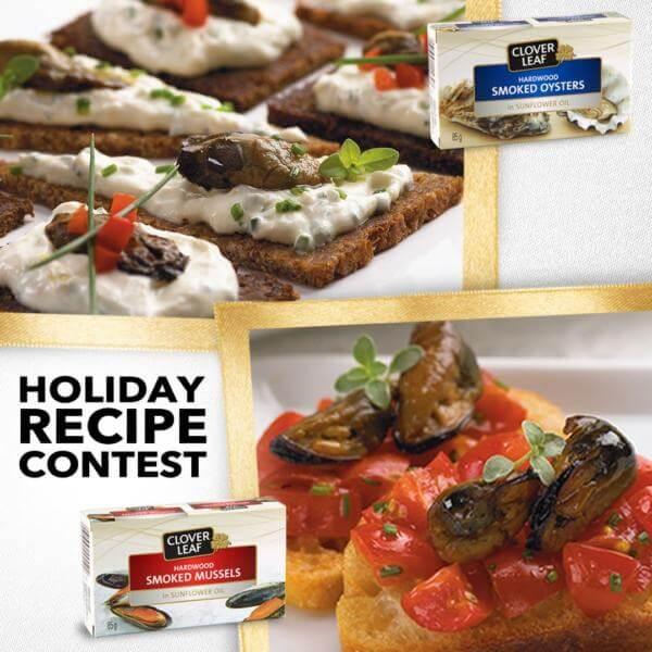 Clover Leaf Contest: WIN 1 of 3 CLOVER LEAF Product Prize Packs