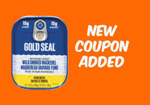 Gold Seal Smoked Coupon