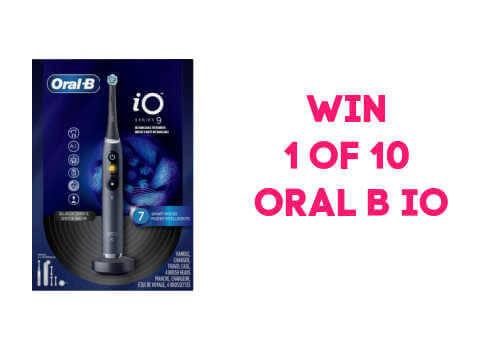 Oral B Contest