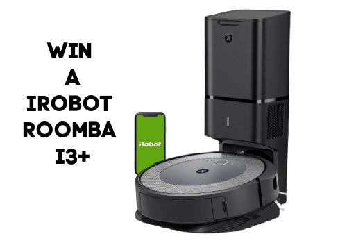 Divine.ca Contest ~ Win a iRoomba i3+