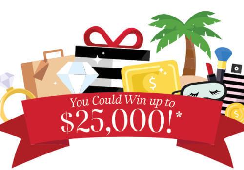 Sephora Contest Win up to $25,000