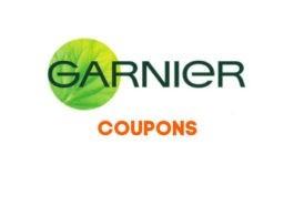 Garnier Coupons