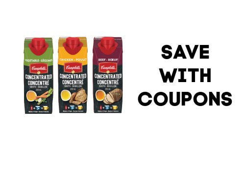 Campbells Soupon Coupon