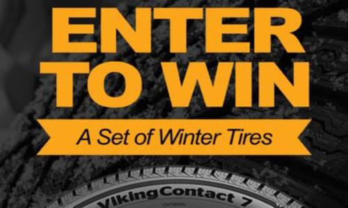 Win Winter Tires