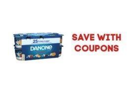 Danone Coupon for Yogurt