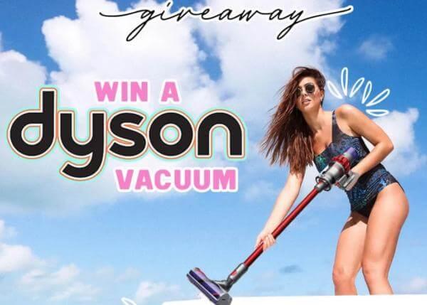 Hapari Canada Contest: Win a Dyson Vacuum
