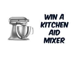 Kitchen Aid Mixer contest
