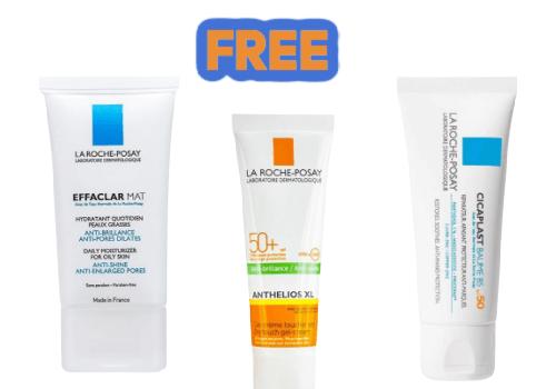 La Roche Posay FREE Samples -Go!