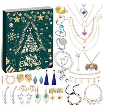 Advent Jewellery Calendar #2