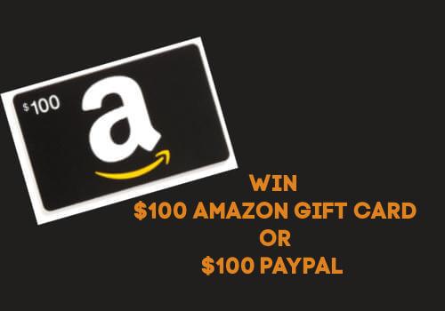 Win Amazon Gift Card Canada