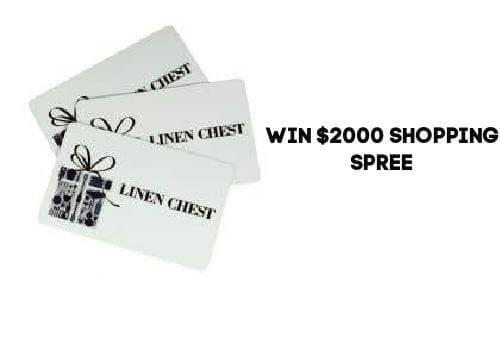 Linen Chest Contest