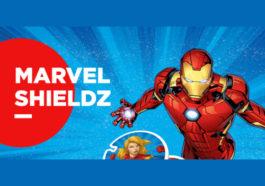 Free Marvel Shieldz with gas purchase at Circle K