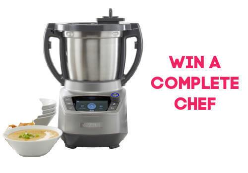 Cusinart Complete Chef Contest