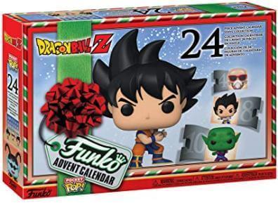 Funko Dragon Ball Advent Calendar