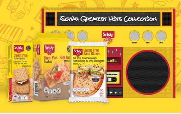 Free Schars Sample Box ( Gluten Free Products)