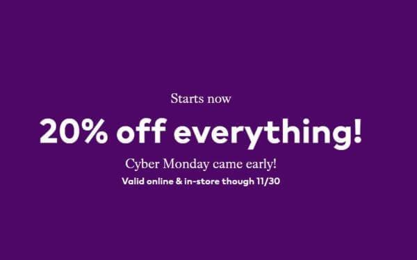 HM Cyber Monday