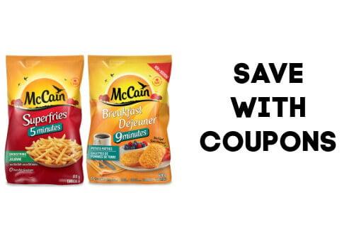 McCain Super Fries Coupon