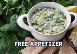 , Milestones Restaurant Free Appetizer  & Free Birthday Dessert