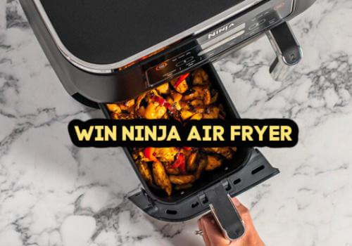 Ninja Airfryer Contest