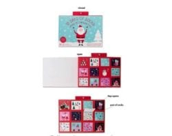 Xmas socks 12 days - One of the best Advent Calendars for adults