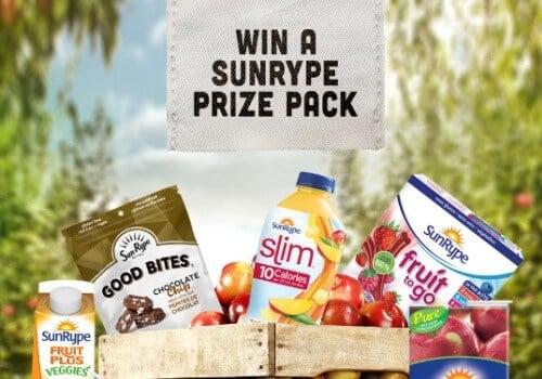 sunrype-contest
