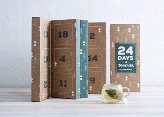 Tea Pigs Advent Calendar