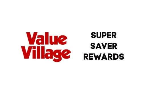 Value Village Super Saver Rewards