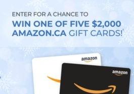 Amazon Contest from FA