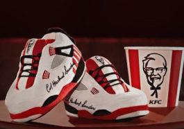 kfc slippers contest