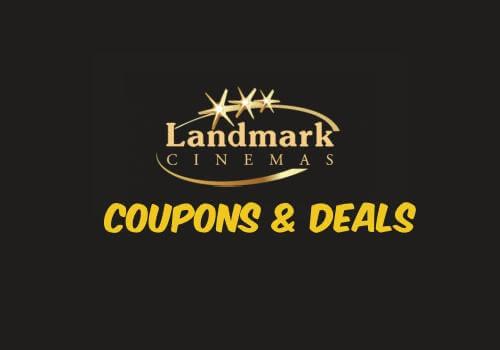 Landmark Cinema Coupons and Deals