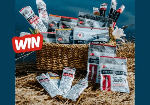 McSweeney's Contest ~ Win a Basket of McSweeney's Meat Snacks