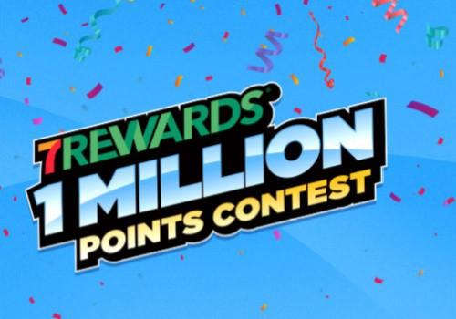 7 Eleven 1 Million Points Contest