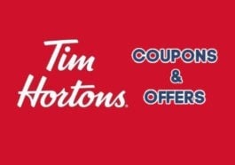 Tim Hortons Coupons Canada deals & Offers
