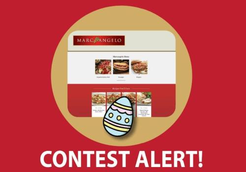 Marcangelo Contest: WIN $100 in Marcangelo coupons