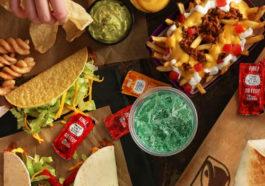 Taco bell April Giveaway on Facebook