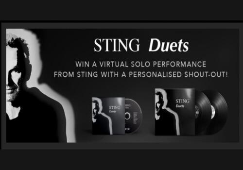 sting duets