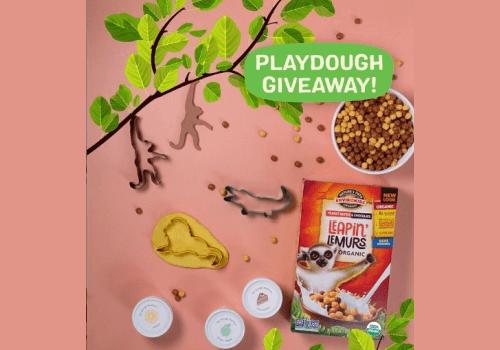 Nature`s Path Contest ~ WIN a cool playdough Prize