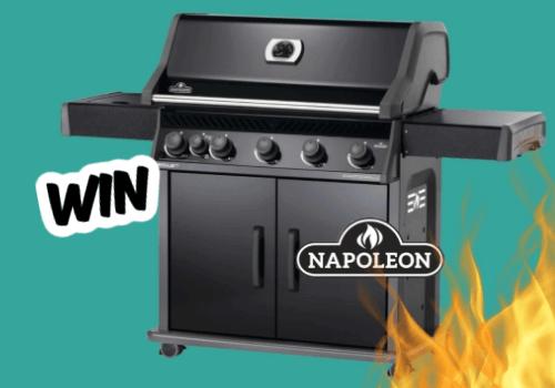 Leon's Contest ~ WIN a NEW BBQ