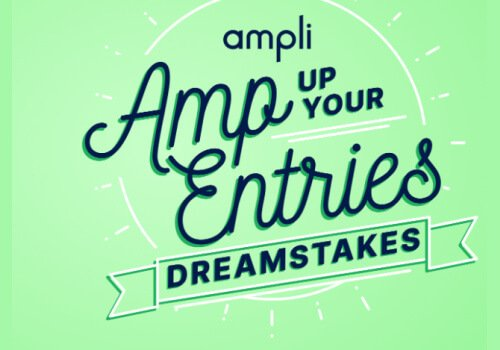 Amp up entries into Ampli Contest