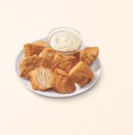 Rotisserie Chicken Bites at Dairy Queen