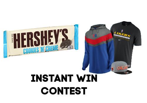 Hersheys Instant Win Contest