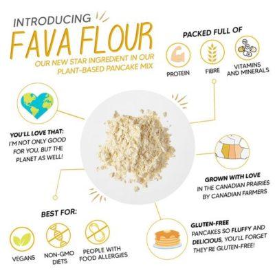 Fava Flour